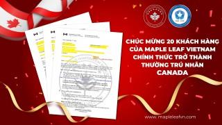 chuc-mung-20-khach-hang-cua-maple-leaf-vietnam-chinh-thuc-tro-thanh-thuong-tru-nhan-canada